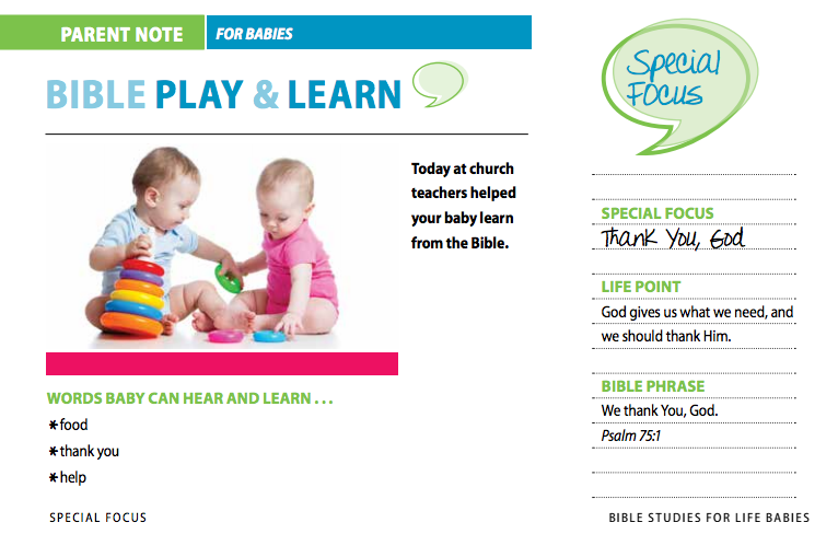 Can Your Baby Really Learn to Read? - The Hanen Centre