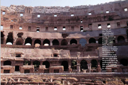 is the roman colosseum ethical Is it ethically sound to allow children to watch live fights or even play a  just like  in the roman coliseum, we watch fighters step into the arena.