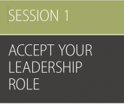 Be Strong and Courageous, Session 1 (Accept Your Leadership Role): All Leader Resources