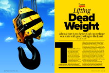 Distinct, Session 3 (Distinct in My Approach to Conflict): Lifting Dead Weight