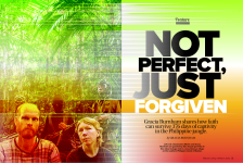 Distinct, Session 6 (Distinct in My Reactions): Not Perfect, Just Forgiven