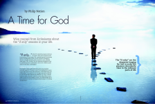 Distinct, Session 3 (Distinct in My Approach to Conflict): A Time for God
