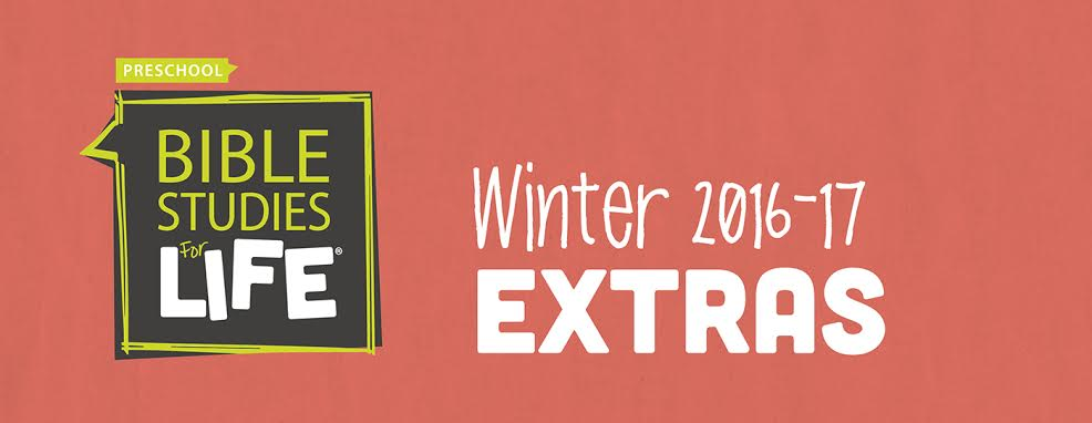 PRESCHOOL WINTER 2016-17 EXTRAS