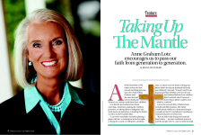 Be Strong And Courageous, Session 1 (Accept Your Leadership Role): Taking up the Mantle