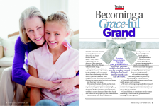 Be Strong And Courageous, Session 5 (Work Through Conflict): Becoming a Grace-Full Grand