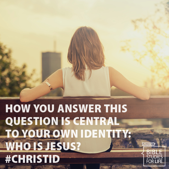 Identity—Session 1—Life in Christ